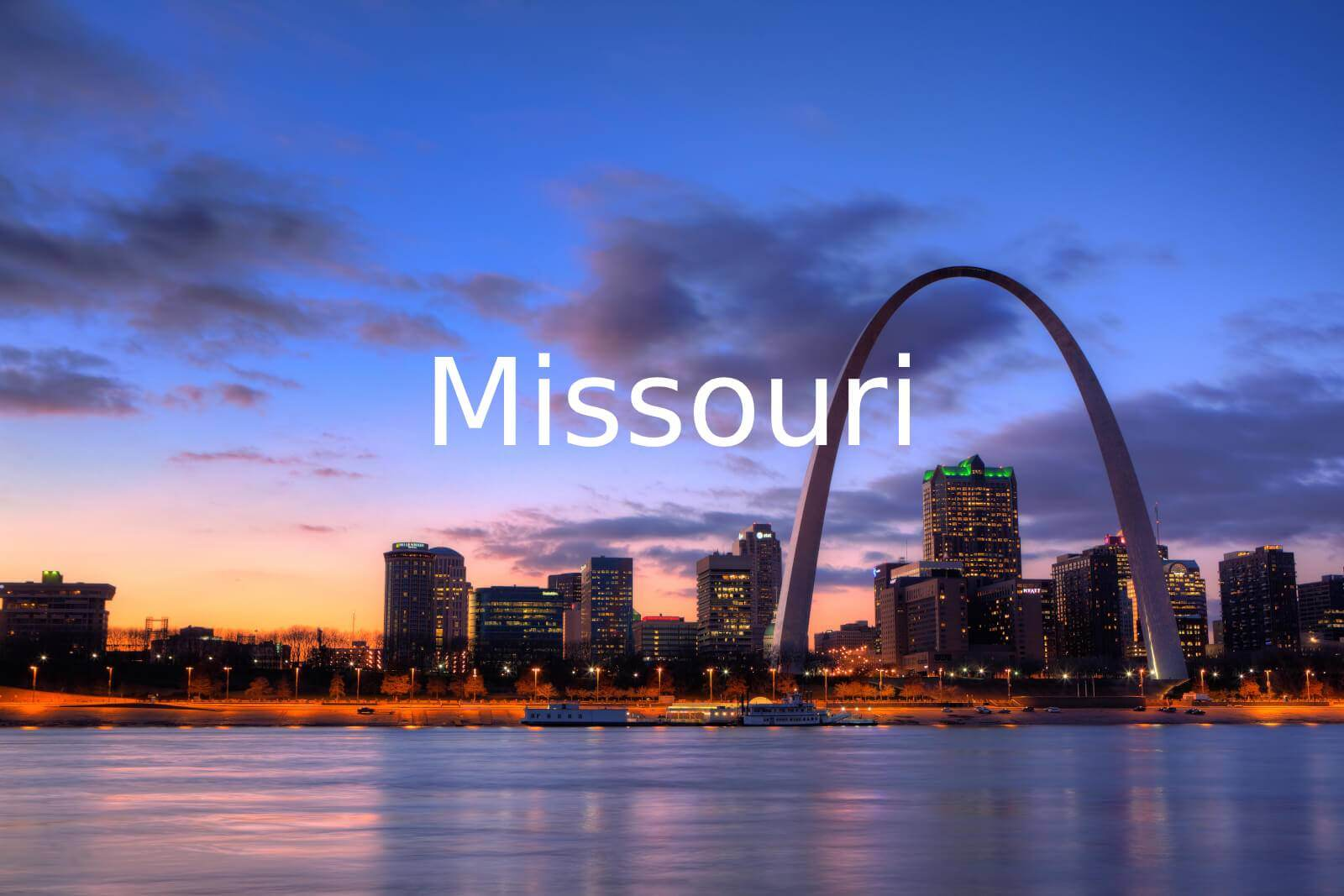 current missouri dwi laws and penalties